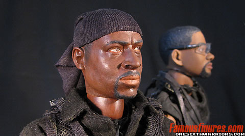 bad boys 2 custom action figures martin lawrence face 12 inch 1:6 scale
