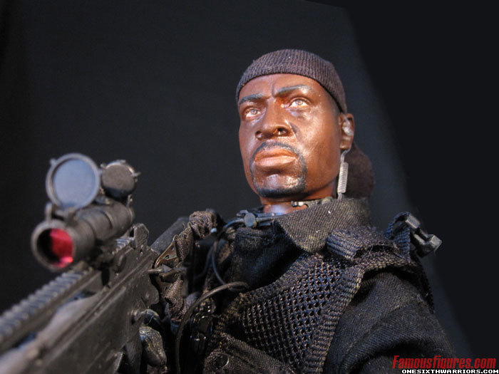bad boys 2 custom action figures martin lawrence g36 gun rifle 12 inch 1:6 scale
