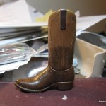 from dusk til dawn clooney seth gecko 12-inch figure boots making of
