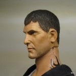 from dusk til dawn clooney seth gecko 12-inch figure head 3