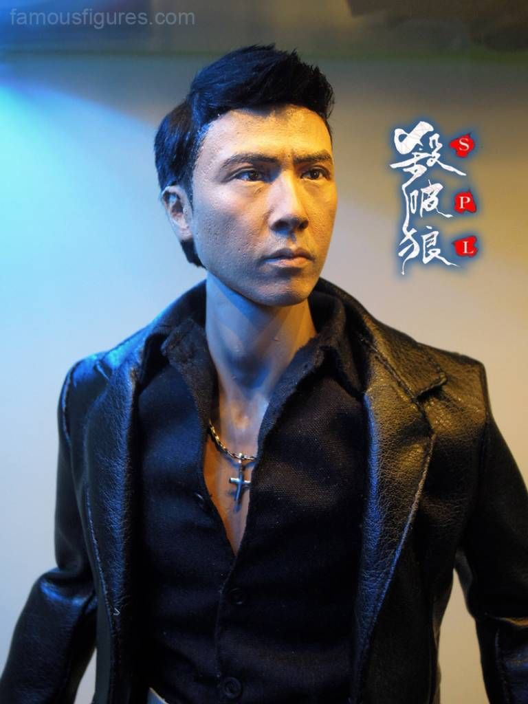 "Donnie Yen 12"" SPL Kill Zone Custom Figure"