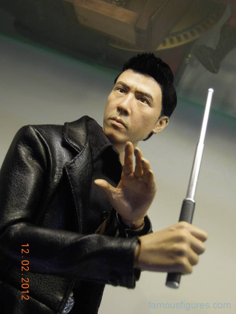 "Donnie Yen 12"" 1:6 custom action figure SPL Killzone 2010"