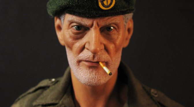 "Bill L4D left 4 dead custom action figure 12"""