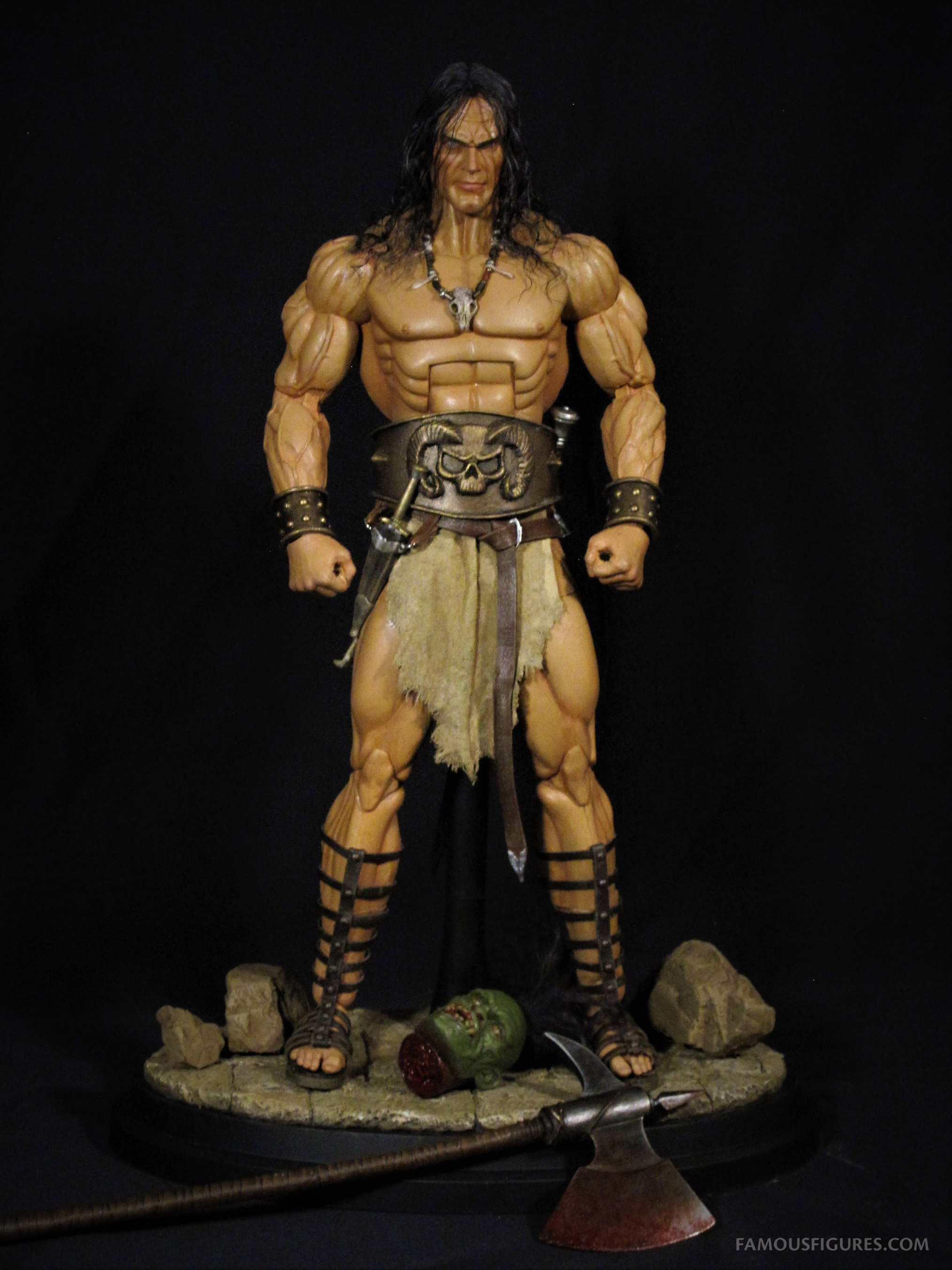 Conan the Barbarian 12-inch figure full