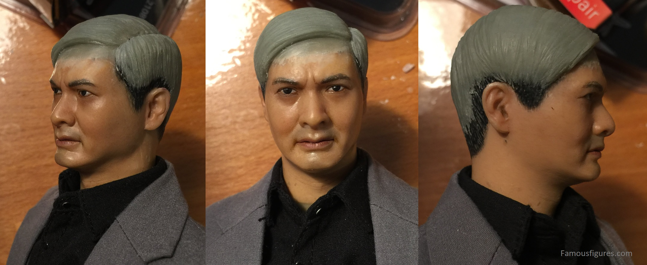 Chow Yun Fat in The Replacement Killers - Hair Sculpting Experiments 02_chowyunfat_head_replacementkillers