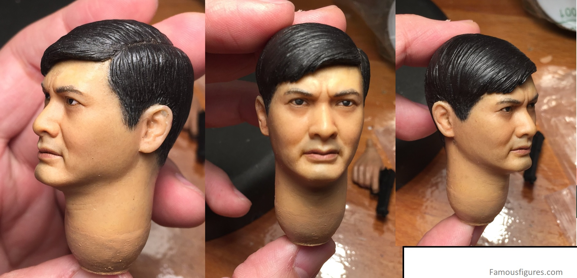 Chow Yun Fat in The Replacement Killers - Hair Sculpting Experiments 04_chowyunfat_head_replacementkillers