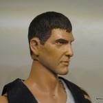 from dusk til dawn clooney seth gecko 12-inch figure head 2