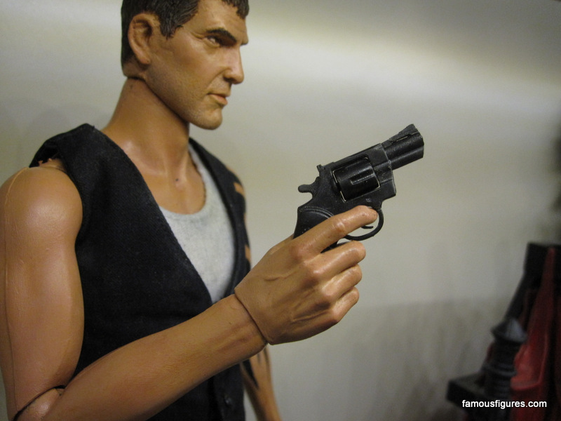 astra terminator from dusk til dawn clooney seth gecko 12-inch figure